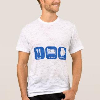 T-shirt Mangez le sommeil Botswana