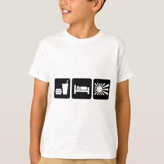 T-shirt Mangez le sommeil JDM