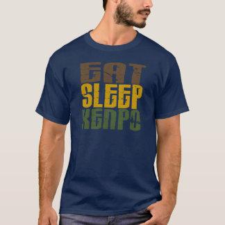 T-shirt Mangez le sommeil Kenpo 1