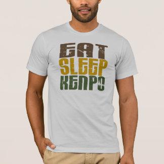 T-shirt Mangez le sommeil Kenpo 1,1
