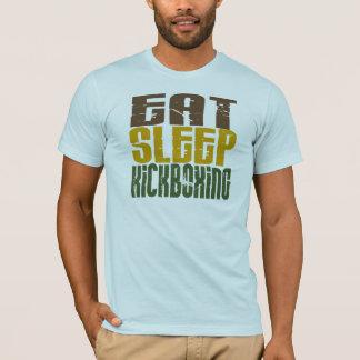T-shirt Mangez le sommeil Kickboxing 1,1