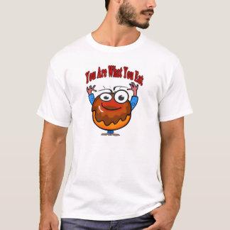 T-shirt Mangez les beignets