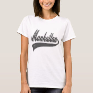T-shirt Manhattan New York