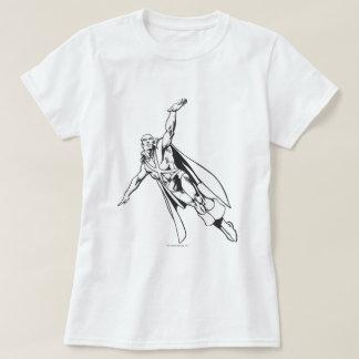 T-shirt Manhunter martien monte 2