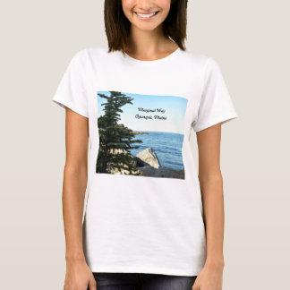 T-shirt Manière marginale, Ogunquit, Maine