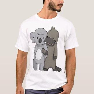 T-shirt Manière trop étroitement