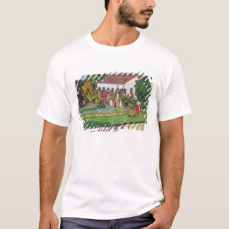 T-shirt Manoir en Kertvelyes, 1907