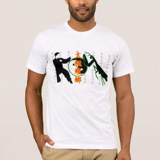 T-shirt Mante de prière de Chi de Tai - chemise légère
