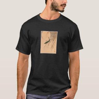 T-shirt Mante de prière et les 1800s japonais de l'art C.