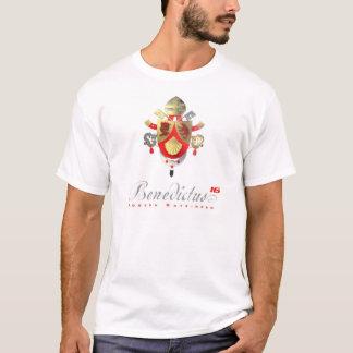 T-shirt Manteau de Benoît des bras