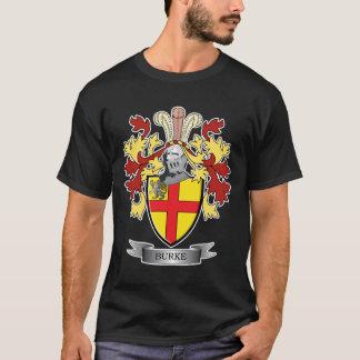 T-shirt Manteau de Burke des bras