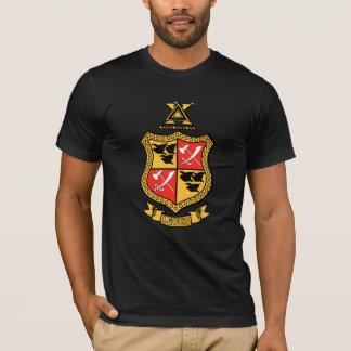 T-shirt Manteau de Chi de delta des bras