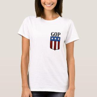 T-shirt Manteau de GOP des bras
