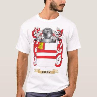 T-shirt Manteau de Kirby- (Irlande) des bras (crête de