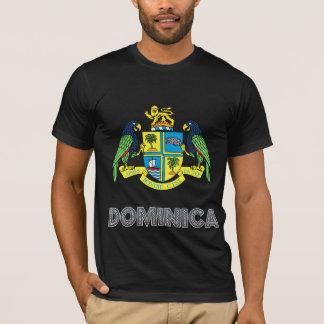 T-shirt Manteau de la Dominique des bras