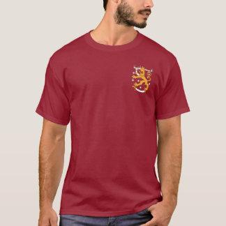 T-shirt Manteau de la Finlande de conception de poche de