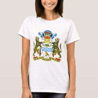 T-shirt Manteau de la Guyane des bras