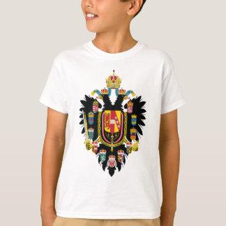 T-shirt Manteau de l'Autriche Hongrie des bras (1894-1915)
