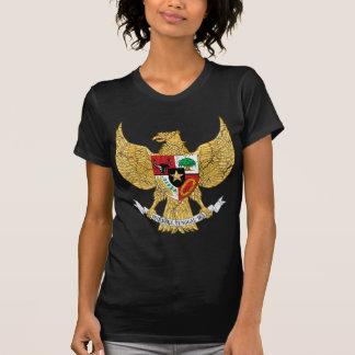 T-shirt Manteau de l'Indonésie des bras
