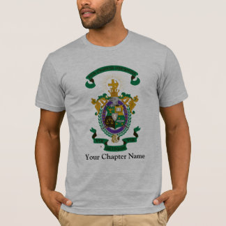 T-shirt Manteau de LXA des bras
