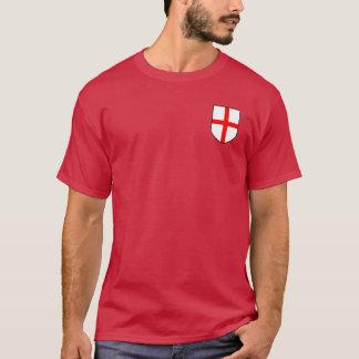 T-shirt Manteau de monsieur Galahad de chemise de bras