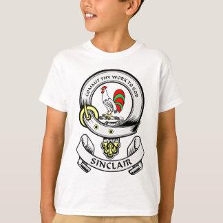 T-shirt Manteau de SINCLAIR des bras