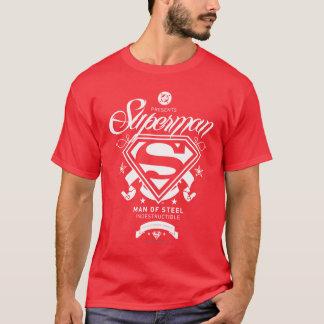T-shirt Manteau de Superman des bras