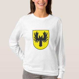 T-shirt Manteau de Wasilkw des femmes de bras hoody