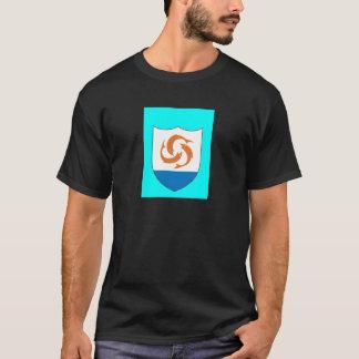 T-shirt Manteau des bras d'Anguilla