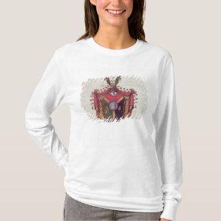 T-shirt Manteau des bras de la famille de Linnaeus