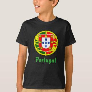 T-shirt Manteau des bras portugais