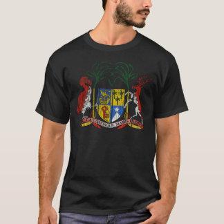 T-shirt Manteau des Îles Maurice des bras