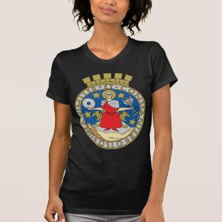 T-shirt Manteau d'Oslo des bras