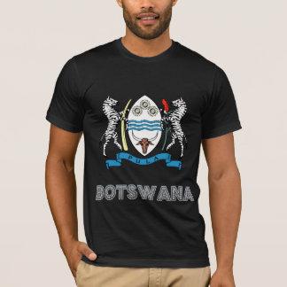 T-shirt Manteau du Botswana des bras