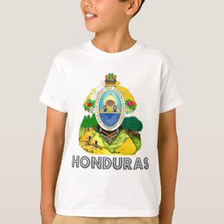 T-shirt Manteau du Honduras des bras