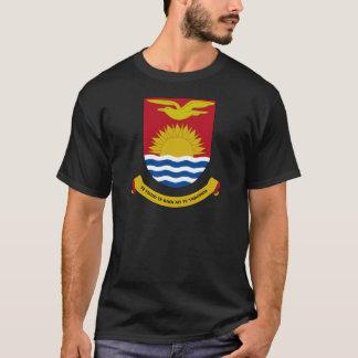 T-shirt Manteau du Kiribati des bras