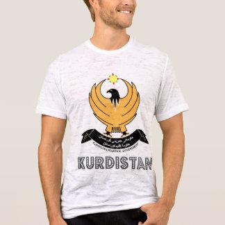 T-shirt Manteau du Kurdistan des bras