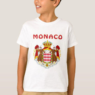 T-shirt Manteau du MONACO des bras