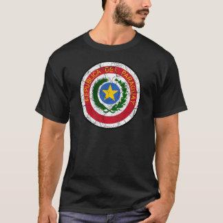 T-shirt Manteau du Paraguay des bras
