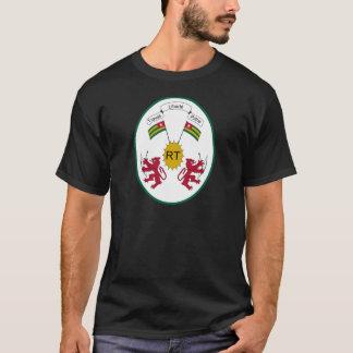 T-shirt Manteau du Togo des bras