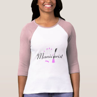 T-shirt Manucure