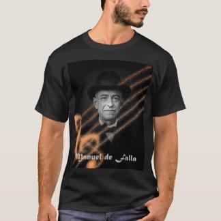 T-shirt Manuel de Falla