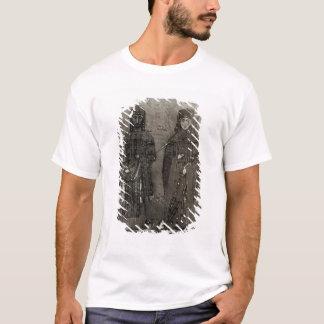 T-shirt Manuel I Comnenus et impératrice Maria d'Antioch