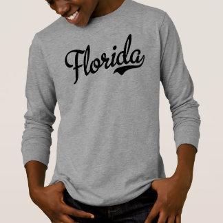 T-shirt Manuscrit Black.png de la Floride