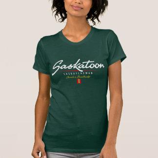 T-shirt Manuscrit de Saskatoon