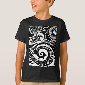 T-shirt maori