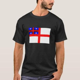 T-shirt maori de drapeau de la Nouvelle Zélande
