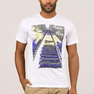 T-shirt Marais de brûlures