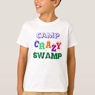 T-shirt Marais fou de camp