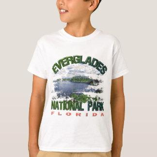 T-shirt Marais parc national, la Floride